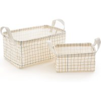 Acao Small Storage Baskets (Set of 2)