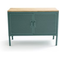 AGAMA Oak & Metal 2-Door Sideboard