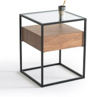 Agura 1 Drawer Bedside Table