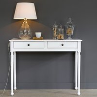 Authentic Style Solid Pine Console Table