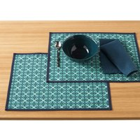 Azila Coated Placemats (Set of 2)