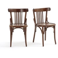 Bistro Bar Chairs (Set of 2)