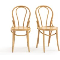Set of 2 Bistro Style Chairs