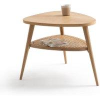 Buisseau Oak/Rattan Coffee Table