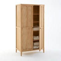 Eugenie Double Wardrobe with 4 Shelves