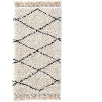 Fatouh Bedside Berber-Style Rug