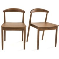 Galb Wooden Chairs (Set of 2)