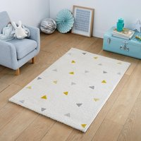 Grafico Triangle Print Child's Rug