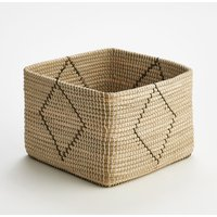 Guillermo Braided Square Basket