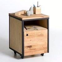 Hiba Cabinet on Wheels