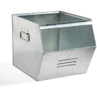 Hiba Stackable Metal Locker