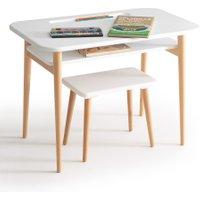 Jimi Desk + schoolboy bench