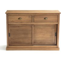 Lunja Double Sideboard with 2 Drawers & 2 Cupboards
