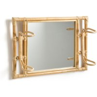 Malu Mirror Frame with Hooks