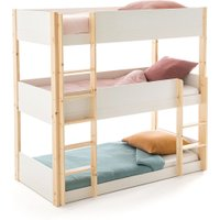 Meeting Triple Bunk Beds with Bases