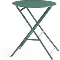 Ozevan Metal Folding Table (Seats 2)