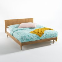 Quilda Vintage Bed with Base