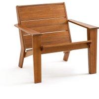 Réphir Oiled Acacia Adirondack-style Armchair