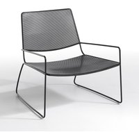 Wallace Metal Garden Chair with Arms
