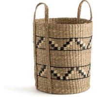Zac Woven Grass Tall Basket