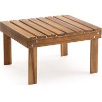 Zeda Acacia Footrest / Table