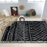 Afaw Berber-Style Rug