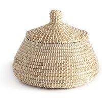 Akapa Basket with Lid