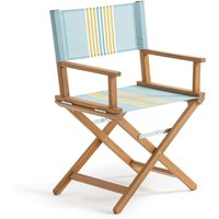 Amezza Director-Style Folding Armchair