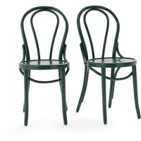 Bistro Style Chairs (Set of 2)
