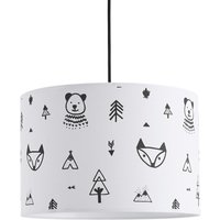 Forest Camp Lampshade