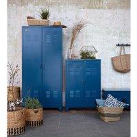 Hiba Low 2-Door Metal Cabinet