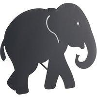 Hodei Metal Elephant-Shaped Wall Light