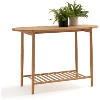 Jucca Solid Oak Console Table