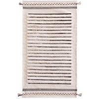 Khedar Berber-Style Cotton Rug