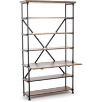 Koncept Office Shelves with Work Top