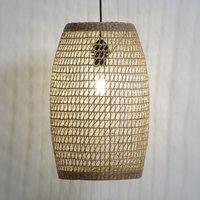 Makita Cage-Style Wicker Lightshade