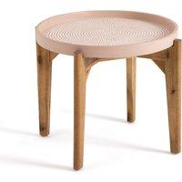 Médan Acacia and Cement Fibre Coffee Table