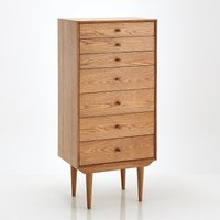 Qulida Vintage Chest of 7 Drawers