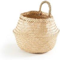 Rixy Foldable Ball Hanging Straw Basket