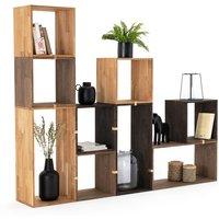 Edgar Solid Oak Shelves (Set of 2)