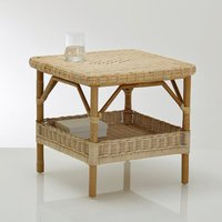 Nantucket Garden Coffee Table made from Rattan Core