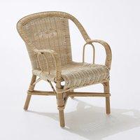 Swan KOK Natural Rattan Child's Armchair